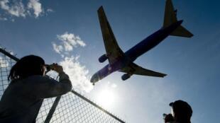 Avião - Aeroporto - Avion - Aéroport -  São Tomé e Príncipe - Ajuda