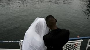Au Gabon, comme en Guinée, le mariage reste une affaire de famille (photo d'illustration).