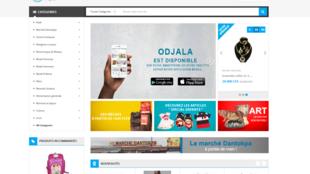 Odjala est un site béninois de commerce en ligne.