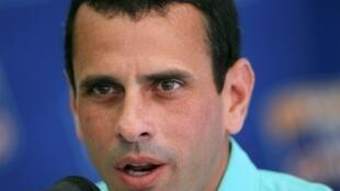 Capriles Radonski ha logrado representar una amenaza seria para Hugo Chávez.