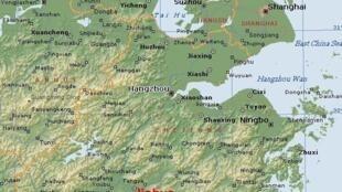 Bản đố Trung Quốc (ảnh minh họa)