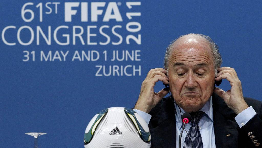 Sepp Blatter ameliongoza Shirikisho la Soka Duniani (Fifa) kwa kipindi cha miaka 17.