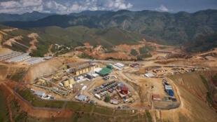 Des employés de Banro, qui exploite la mine de Namoya, ont été kidnappés (image d'illustration)