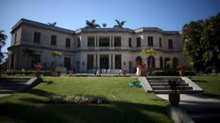 Tòa đại sứ Mỹ ở La Habana, dự kiến là nơi nghỉ ngơi của gia đình tổng thống Obama nhân chuyến công du Cuba kể từ ngày 20/03/2016.