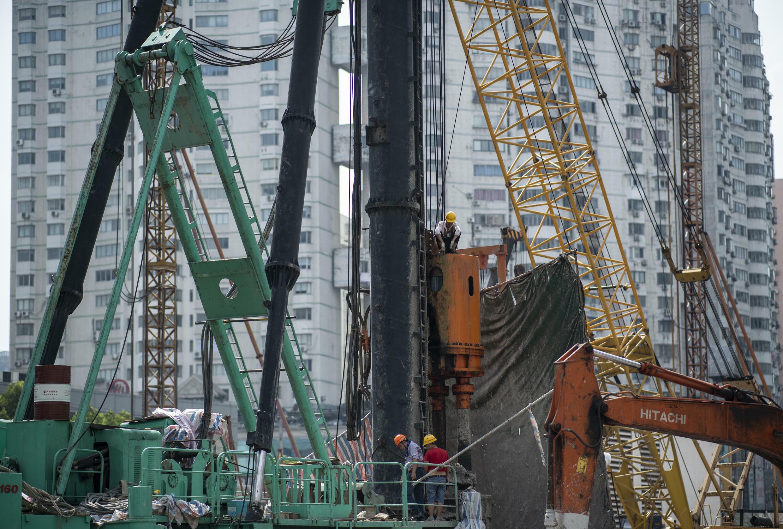 中国GDP2021第三季经济按年增长4.9%