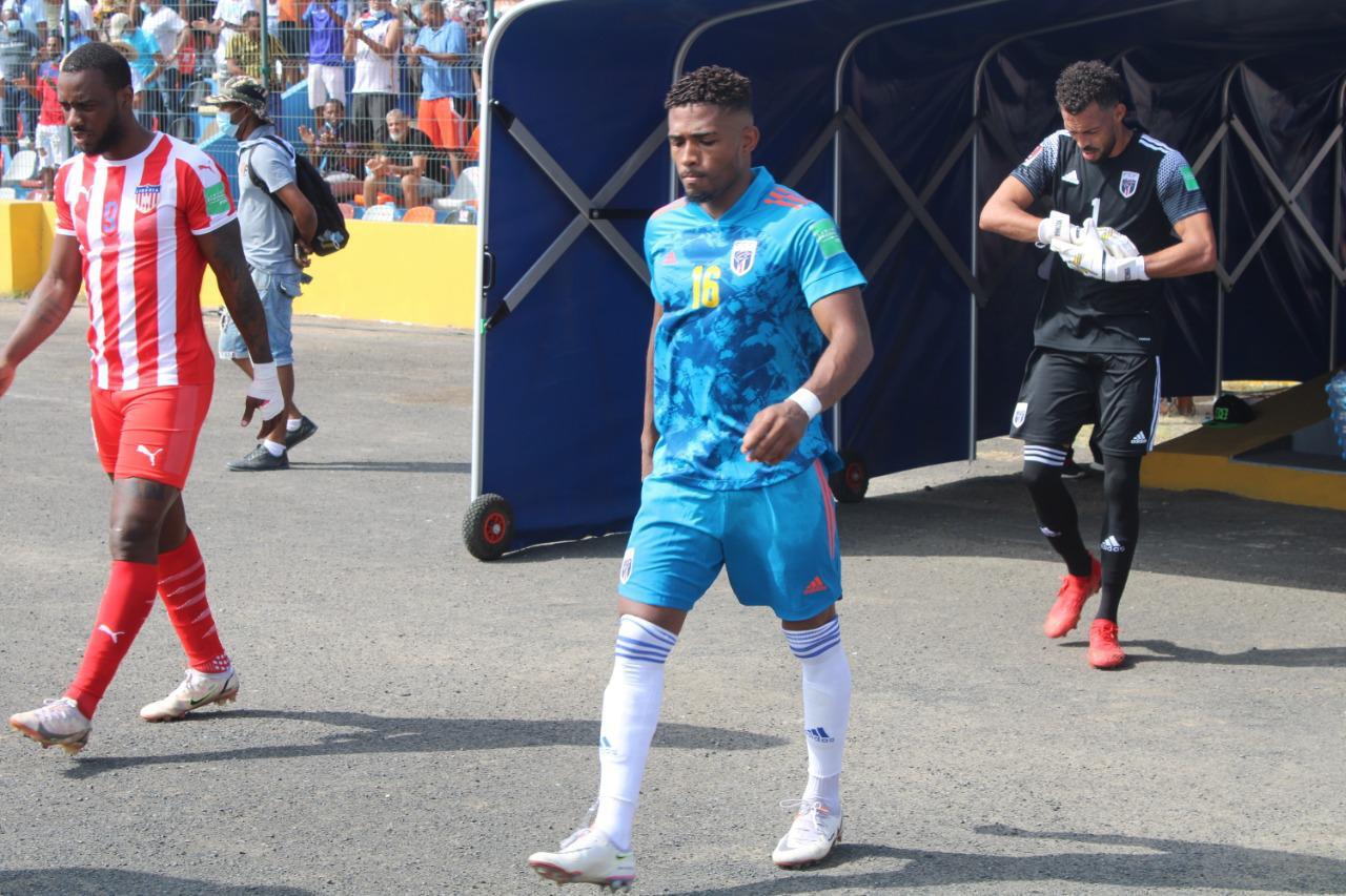 Erikson Spinola Lima - Futebol - Desporto - Cabo Verde - FIFA - Tubarões Azuis