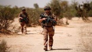 Sojin Faransa a yankin Sahel