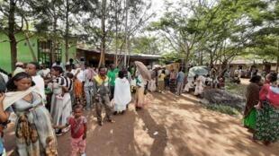 Ethiopie Tigré réfugiés