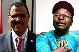 Mohammed Bazoum e Mahamane Ousmane, disputarão a segunda volta das presidenciais de 20 de fevereiro no Níger