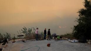 La police israélienne prend soin de ne pas donner d'indications spécifiques sur la proportion d'incendies criminels mais laisse entendre que la grande majorité des sinistres est due à des actes de négligence et aux conditions météorologiques particulières.