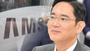 韩国三星电子掌门人、副会长李在镕