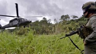 «Gavilan» a été abattu à Riosucio, dans le nord de la Colombie, lors d'une opération des forces spéciales (photo d'illustration).
