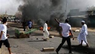 tashe tashen hankula sun zama ruwandare a yankin Darfur na Sudan
