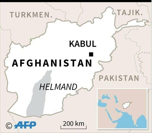 Image RFI Archive - Afghanistan - Helmand