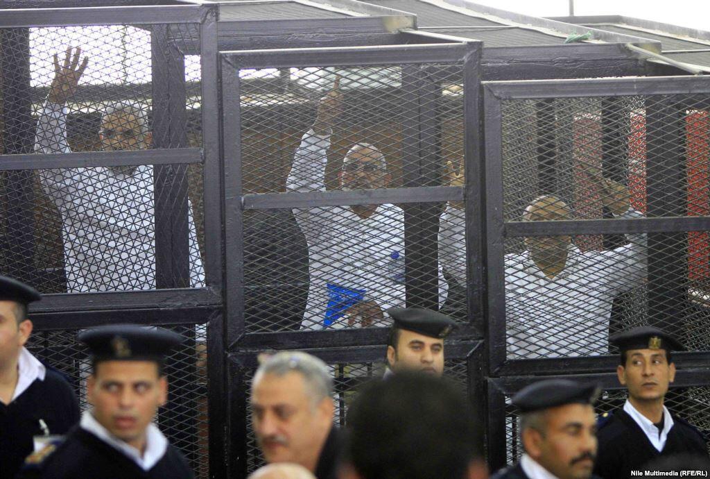 محمد بدیع، رهبر گروه اخوان المسلمین مصر-تصویر آرشیوی