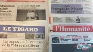 Primeiras páginas dos jornais de 21/09/2018