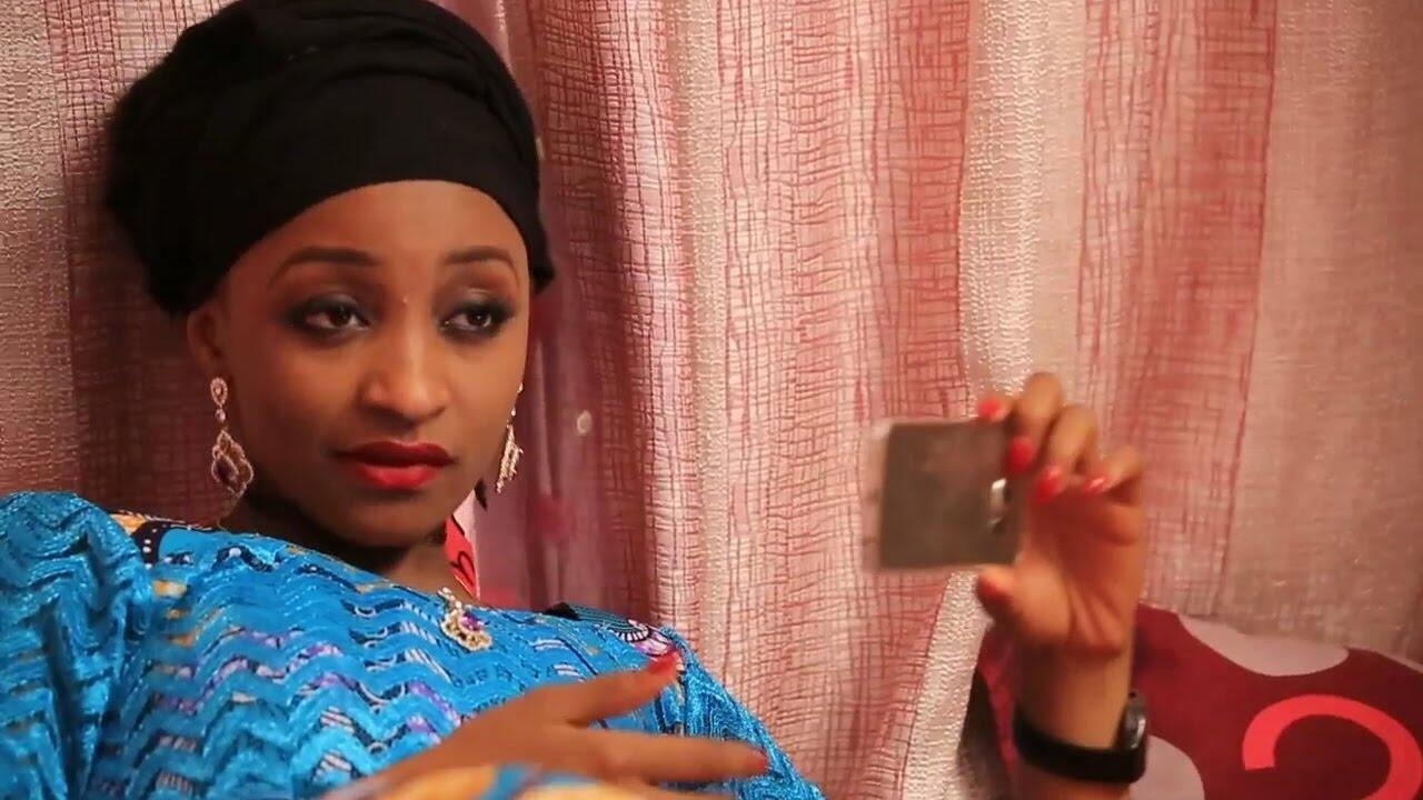 Fitacciyar Jarumar Fina-finan Hausa Rahama Sadau.