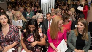 Au Musée national de l'histoire des femmes à New York, une soirée était organisée  le 3 octobre 2018 sur le thème «Les élections de mi-mandat de 2018: une période historique pour les femmes».