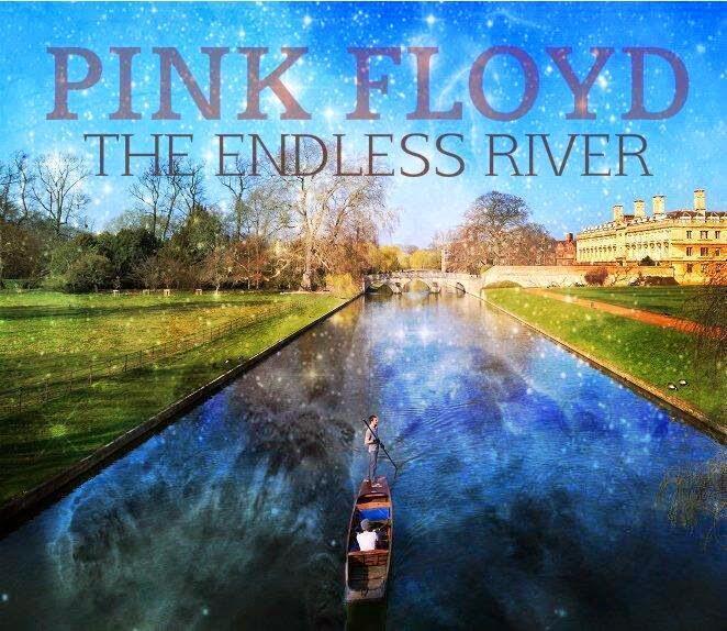 روی جلد آلبوم جدید پینک فلوید