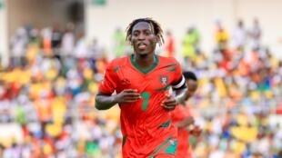 Zezinho, capitão da Guinée-Bissau.