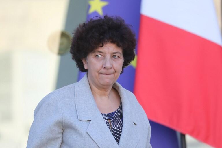 A ministra francesa do Ensino Superior, Frédérique Vidal.