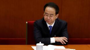 Ling Jihua, en mars 2013 à Pékin.