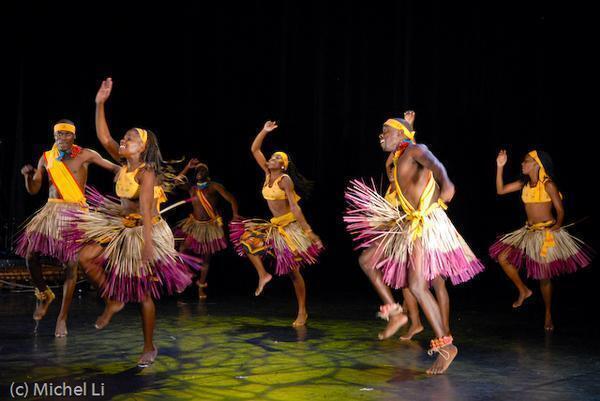 Companhia Nacional de Canto e Dança de Moçambique