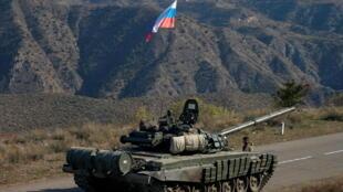 Russia Karabakh 2