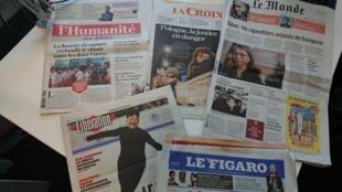 Diários franceses 09.02.2018