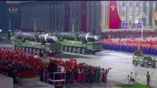 ICBM Corea del Norte