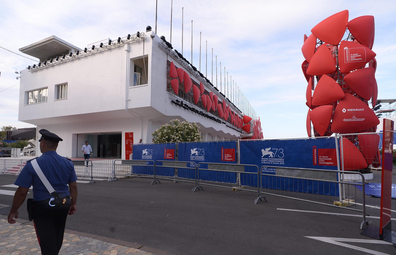 Дворец кинематографа, Палаццо дель Чинема, главная площадка Венецианского фестиваля