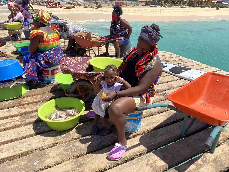 Ilha do Sal, Cabo Verde. 12 de Abril de 2021.
