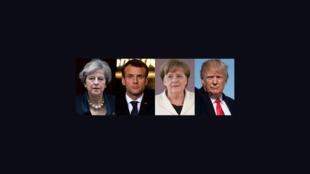 چهار قدرت نظامی غرب برای حمله به سوریه در تردید هستند.
