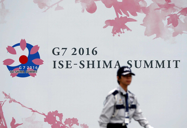 Trung tâm báo chí quốc tế tại thượng đỉnh G7 Ise-Shima 26-27/05/2016.
