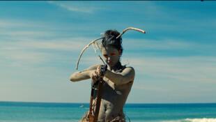 L'actrice française Noée Abita dans le film «Ava».