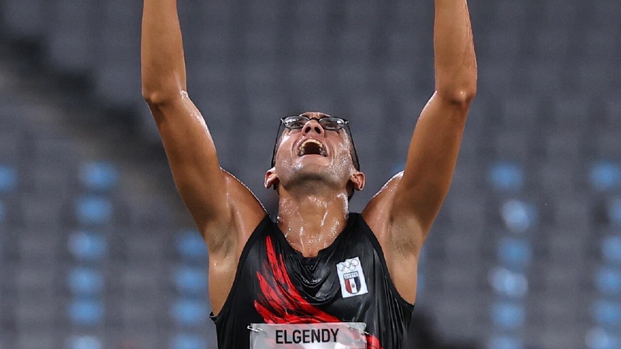 Tokyo 2021: l'Égyptien Ahmed Elgendy s'offre une médaille d'argent historique en pentathlon