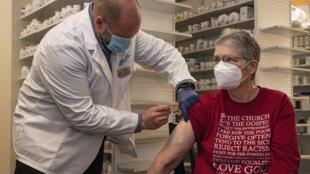 vaccination - Texas - vaccin