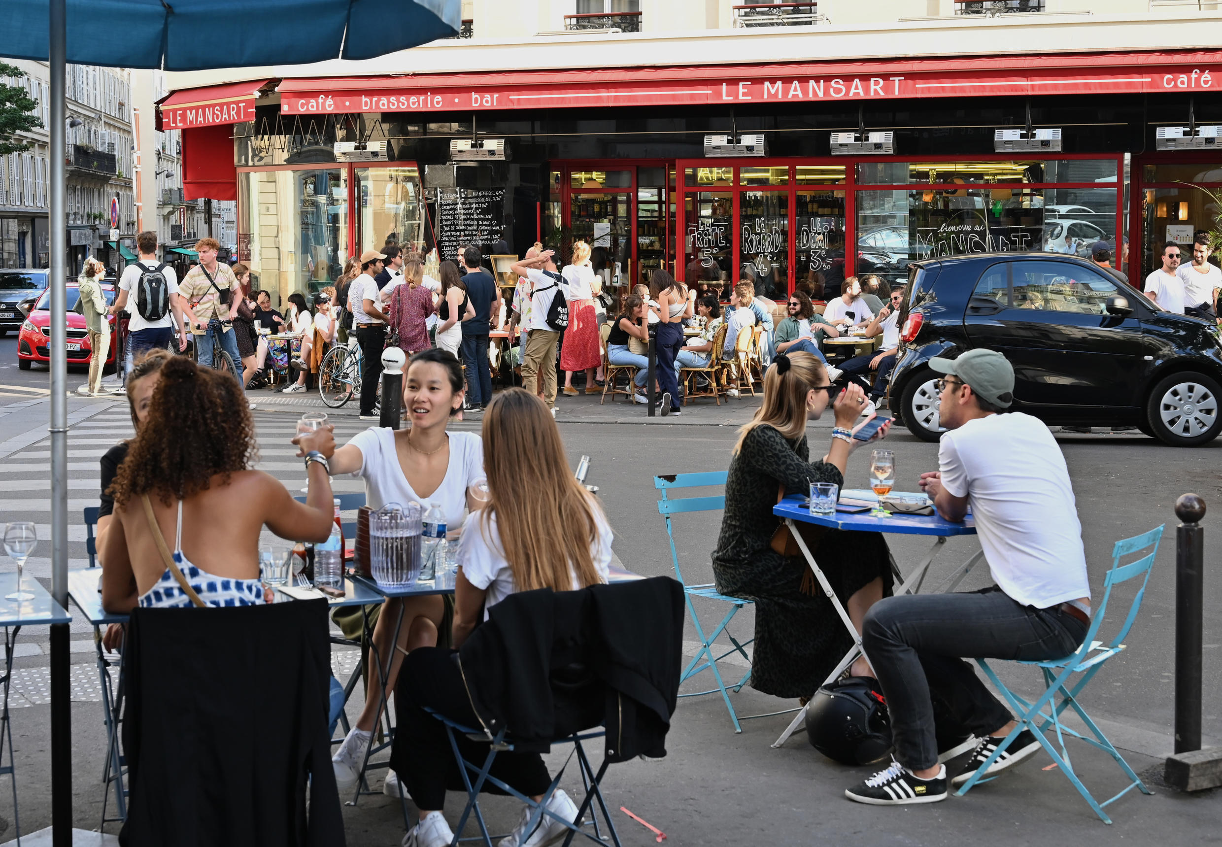 The easing of lockdowns that have allowed bars, cafes and pools to reopen has fanned hopes for a rebound in the global economy