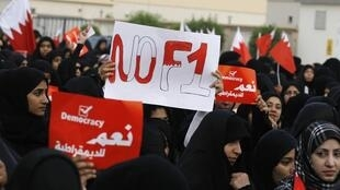 Bahréin: las repetidas manifestaciones, convocadas por la oposición chiita que pide  reformas constitucionales en este reino dirigido por una dinastía sunita,  obligaron a reforzar la seguridad del circuito de Sakhir, cerca de la capital