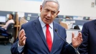 Benyamin Netanyahu (image d'illustration).
