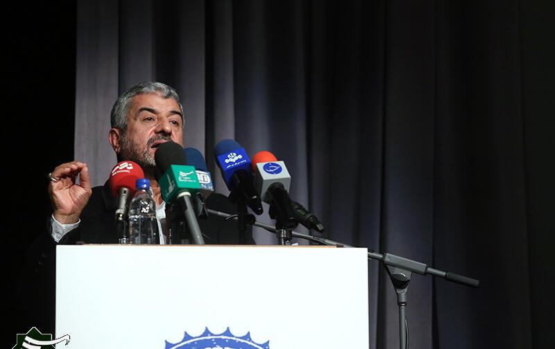 محمد علی جعفری، فرماندۀ کل سپاه پاسداران ایران