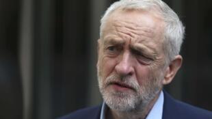 Lãnh đạo Công Đảng Anh Jeremy Corbyn đang ở trong tình trạng bấp bênh.
