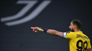 Gianluigi Donnarumma left AC Milan on a free transfer to join Paris Saint-Germain