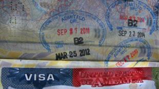Governo dos Estados Unidos revogou visto da procuradora-geral do Tribunal Penal Internacional (imagem de arquivo)