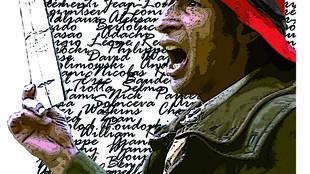 « Révolutions, est-ce ainsi... », 12èmes journées cinématographiques dionysiennes au Cinéma l'Écran Saint-Denis, du 1er au 7 février 2012.
