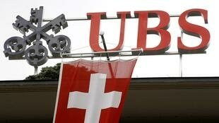 L'une des principales banques suisses, UBS.