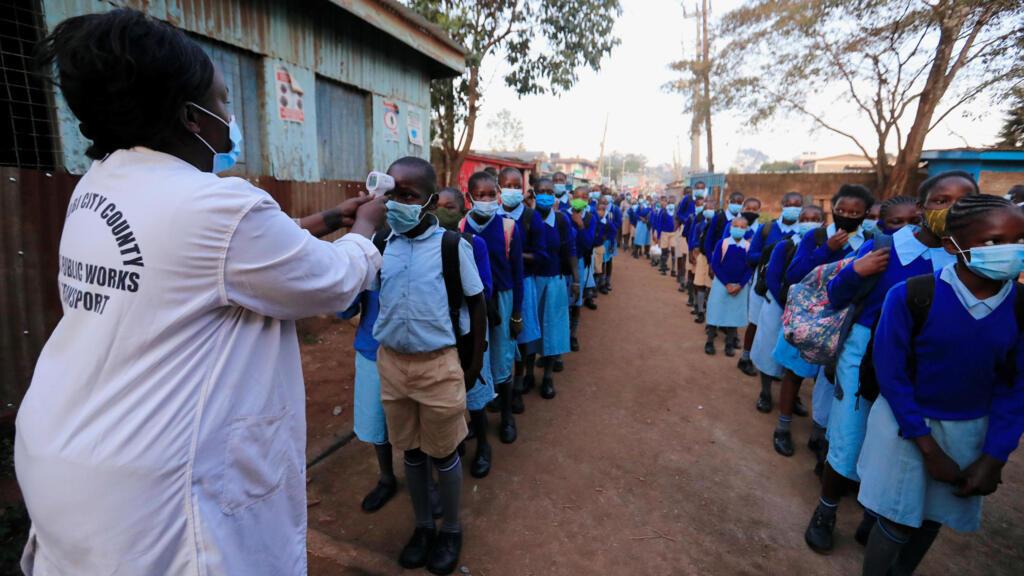 Kenya: les écoles rouvertes, après 10 mois de fermeture à cause du Covid-19