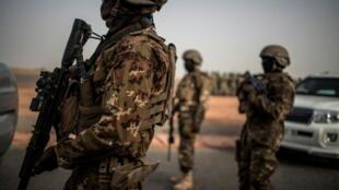 Dakarun kasar Faransa a Mali