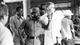 Samora Machel, 1982.