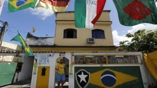 Brazil trước Cúp Bóng đá Thế giới 2014